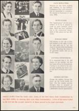 1938 Greensburg High School Yearbook Page 20 & 21