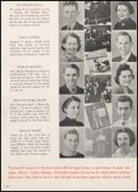 1938 Greensburg High School Yearbook Page 22 & 23