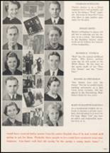 1938 Greensburg High School Yearbook Page 24 & 25