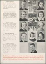 1938 Greensburg High School Yearbook Page 26 & 27