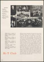 1938 Greensburg High School Yearbook Page 38 & 39
