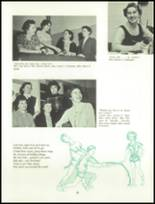1962 Northeast High School Yearbook Page 34 & 35