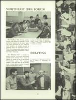 1962 Northeast High School Yearbook Page 58 & 59