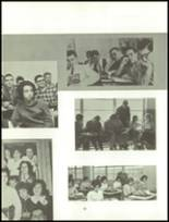 1962 Northeast High School Yearbook Page 66 & 67