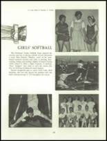 1962 Northeast High School Yearbook Page 154 & 155