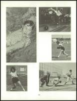 1962 Northeast High School Yearbook Page 166 & 167