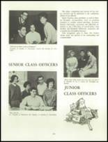 1962 Northeast High School Yearbook Page 178 & 179
