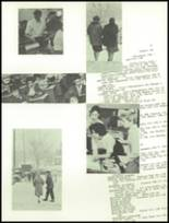 1962 Northeast High School Yearbook Page 192 & 193