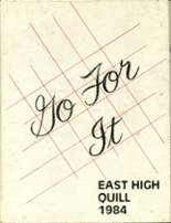 1984 Yearbook East High School