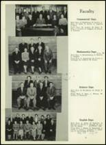 1950 Western International High School Yearbook Page 10 & 11