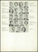 1950 Western International High School Yearbook Page 16 & 17