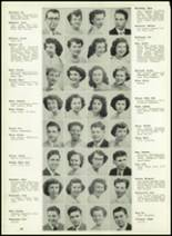 1950 Western International High School Yearbook Page 24 & 25