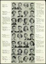 1950 Western International High School Yearbook Page 26 & 27