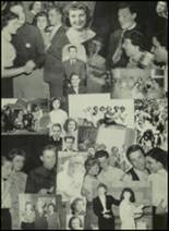 1950 Western International High School Yearbook Page 28 & 29