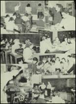 1950 Western International High School Yearbook Page 32 & 33