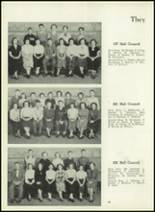 1950 Western International High School Yearbook Page 38 & 39