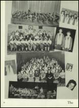 1950 Western International High School Yearbook Page 40 & 41