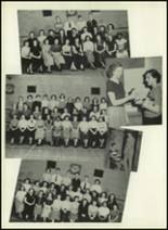 1950 Western International High School Yearbook Page 46 & 47