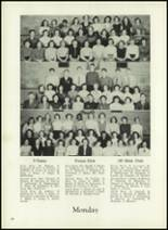 1950 Western International High School Yearbook Page 48 & 49