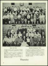 1950 Western International High School Yearbook Page 52 & 53