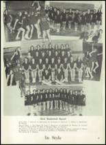 1950 Western International High School Yearbook Page 56 & 57