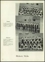 1950 Western International High School Yearbook Page 58 & 59