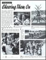 2000 John Glenn High School Yearbook Page 34 & 35