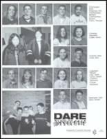 2000 John Glenn High School Yearbook Page 120 & 121
