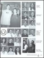 2000 John Glenn High School Yearbook Page 128 & 129