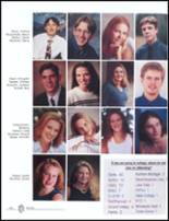 2000 John Glenn High School Yearbook Page 160 & 161
