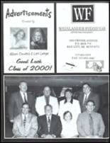 2000 John Glenn High School Yearbook Page 166 & 167