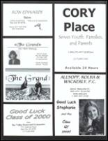 2000 John Glenn High School Yearbook Page 168 & 169