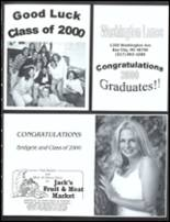 2000 John Glenn High School Yearbook Page 172 & 173