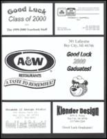 2000 John Glenn High School Yearbook Page 174 & 175
