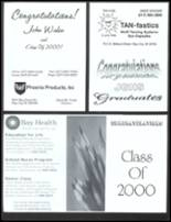 2000 John Glenn High School Yearbook Page 182 & 183