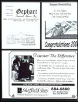 2000 John Glenn High School Yearbook Page 196 & 197