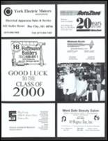2000 John Glenn High School Yearbook Page 198 & 199