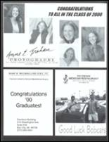 2000 John Glenn High School Yearbook Page 206 & 207