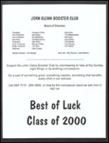 2000 John Glenn High School Yearbook Page 214 & 215