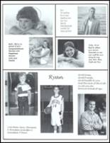 2000 John Glenn High School Yearbook Page 220 & 221