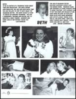 2000 John Glenn High School Yearbook Page 244 & 245