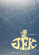 1972 Yearbook Kennedy High School