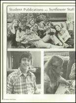 1977 Topeka High School Yearbook Page 108 & 109
