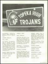 1977 Topeka High School Yearbook Page 200 & 201