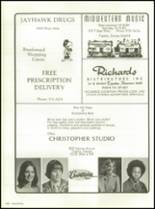 1977 Topeka High School Yearbook Page 242 & 243
