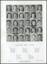1944 Wadsworth High School Yearbook Page 40 & 41