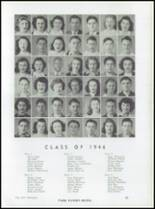 1944 Wadsworth High School Yearbook Page 46 & 47