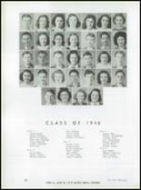 1944 Wadsworth High School Yearbook Page 48 & 49