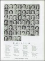 1944 Wadsworth High School Yearbook Page 54 & 55
