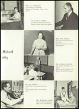 1969 Monticello High School Yearbook Page 10 & 11